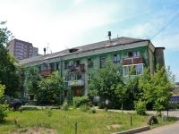 Perm, Zhelyabov st, house 19. Apartment house