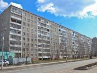 Пермь, улица Желябова, дом 11. многоквартирный дом