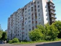 Пермь, улица Ивановская, дом 15. многоквартирный дом