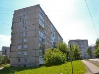Пермь, улица Ивановская, дом 17. многоквартирный дом