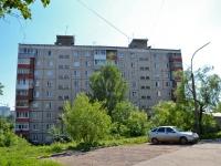 Пермь, улица Ивановская, дом 19. многоквартирный дом