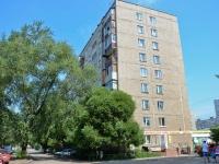 Пермь, улица Комиссара Пожарского, дом 10. многоквартирный дом