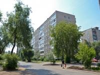 Пермь, улица Комиссара Пожарского, дом 14. многоквартирный дом