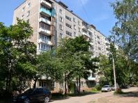 Пермь, улица Комиссара Пожарского, дом 17. многоквартирный дом