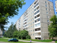 Пермь, улица Подлесная, дом 29. многоквартирный дом