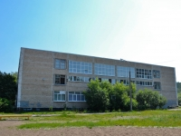 Perm, gymnasium №31, Podlesnaya st, house 37