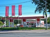 Пермь, улица Парковая, дом 16. автозаправочная станция