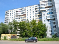 Perm, Parkoviy avenue, house 32. Apartment house