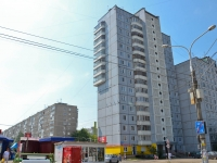 Perm, Parkoviy avenue, house 34. Apartment house