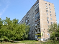 Perm, Parkoviy avenue, house 38. Apartment house