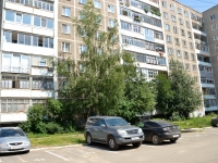 Perm, Parkoviy avenue, house 46. Apartment house
