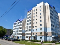 Perm, Stepan Razin st, house 38. Apartment house