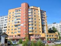 Perm, Khrustalnaya st, house 10А. Apartment house