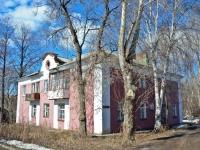 Пермь, улица Бабушкина, дом 3. многоквартирный дом