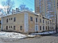 Пермь, улица Бабушкина, дом 12. многоквартирный дом