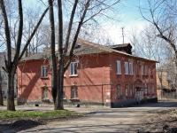 Пермь, улица Формовщиков, дом 34. многоквартирный дом