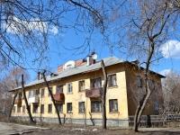 Пермь, улица Подлесная 2-я, дом 19. многоквартирный дом