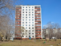 Пермь, улица Каменского, дом 6. многоквартирный дом