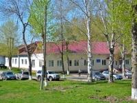 Пермь, улица Каменского, дом 1 к.4. больница