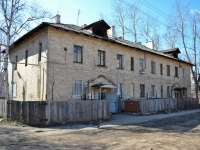 Пермь, Спортивная ул, дом 17