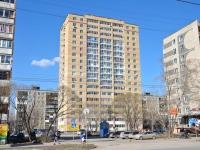 Пермь, улица Строителей, дом 34А. многоквартирный дом