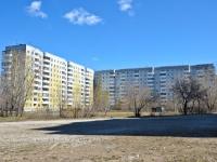 Пермь, улица Строителей, дом 8. многоквартирный дом