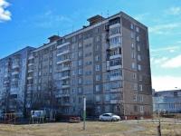 Пермь, улица Строителей, дом 16. многоквартирный дом