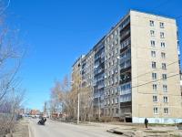 Пермь, улица Строителей, дом 24А. многоквартирный дом