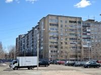 Пермь, улица Строителей, дом 24Б. многоквартирный дом
