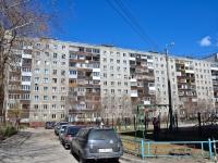 Пермь, улица Строителей, дом 24В. многоквартирный дом