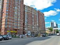 Пермь, улица Тимирязева, дом 24. многоквартирный дом