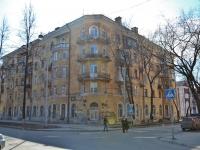 Пермь, улица Юрия Смирнова, дом 8. многоквартирный дом