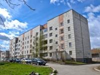 Пермь, Декабристов проспект, дом 12А. многоквартирный дом