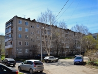 Пермь, Декабристов проспект, дом 15. многоквартирный дом