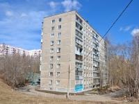 Пермь, улица Самолётная, дом 32. многоквартирный дом
