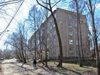 Пермь, улица Самолётная, дом 34. многоквартирный дом