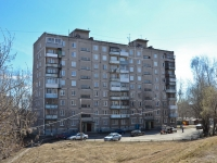 Пермь, улица Самолётная, дом 36. многоквартирный дом