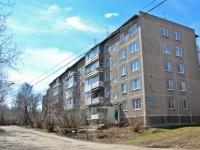 Пермь, улица Самолётная, дом 38. многоквартирный дом