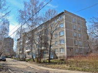 Пермь, улица Самолётная, дом 42. многоквартирный дом