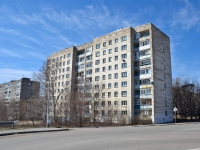 Пермь, улица Самолётная, дом 24. многоквартирный дом