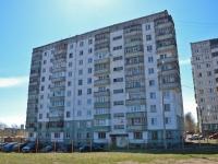 Пермь, улица Самолётная, дом 60. многоквартирный дом