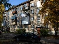 Пермь, улица Семченко, дом 17. многоквартирный дом