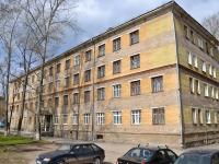 Пермь, улица Семченко, дом 13. общежитие ПГГПУ, №3