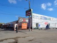 Пермь, улица Семченко, дом 12. многофункциональное здание