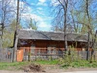Пермь, улица Барамзиной, дом 23. индивидуальный дом