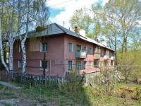 Пермь, улица Барамзиной, дом 29А. многоквартирный дом