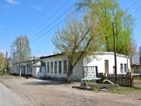 Пермь, улица Барамзиной, дом 31А. производственное здание