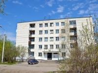 Пермь, улица Барамзиной, дом 41. общежитие