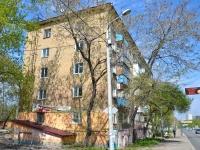 Пермь, улица Барамзиной, дом 47. многоквартирный дом