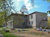 Пермь, улица Барамзиной, дом 52. детский сад №24